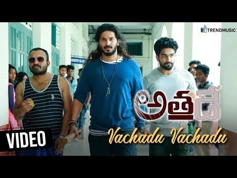 Athadey Telugu Movie Songs | Vachadu Vachadu Video Song | Dulquer Salmaan | Dhanshika | TrendMusic