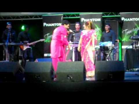 Aaja Ni Aaja - Amar Arshi & Narinder Jot (Live at Athena, Leicester)