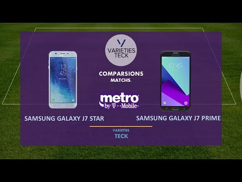Samsung Galaxy J7 Prime T-Mobile Video clips - PhoneArena