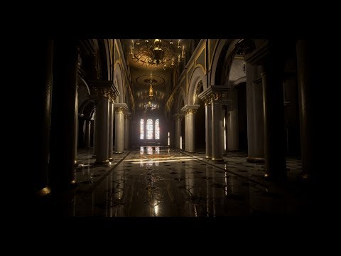 Making of Palace interior 3ds max Unreal Engine tutorial final part