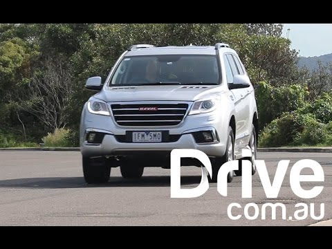 Haval H9 Review | Drive.com.au