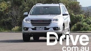 Haval H9 Review | Drive.com.au