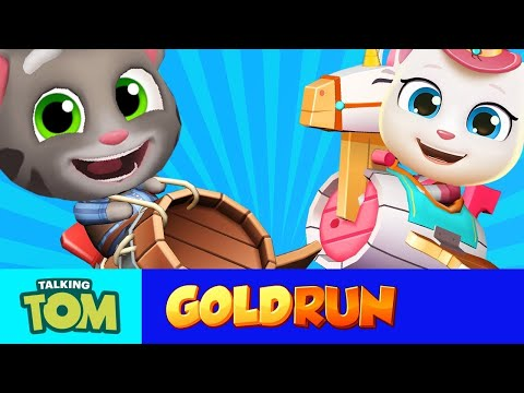 Talking Tom Gold Run – Air Racing Championship