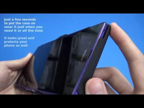 Sony Xperia Z Ultra 4000mAh Mugen Power Battery Case [CC-6802]