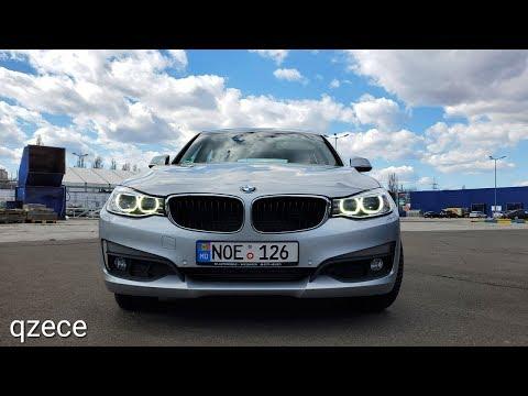 САМЫЙ необычный BMW! F34 Gran Turismo XDrive | Qzece