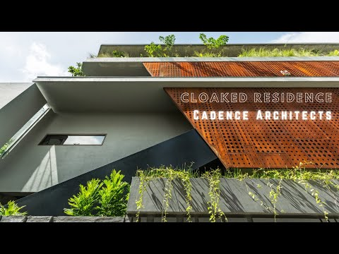 House in Bangalore   Cloaked Residence by Cadence Architects