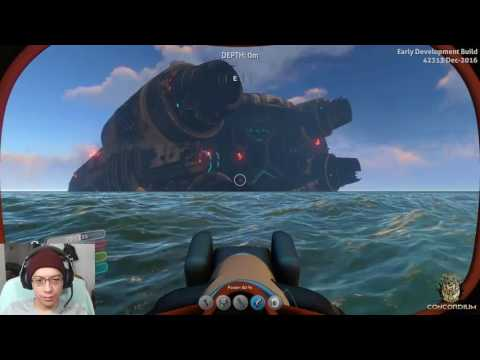 Subnautica   Land ho!   Exploring the floating island