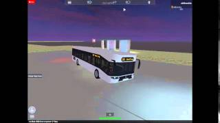 My roblox game:Bus simulator 33A To Gao fao station