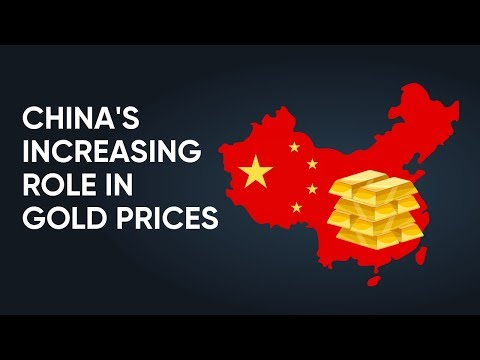 Does China Influence The Price Of Gold?