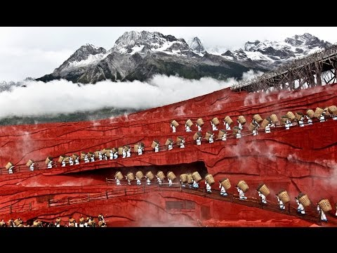CHINA - YUNNAN, SOUTH OF THE CLOUDS