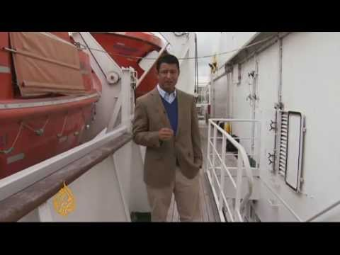Turkey And Israel Discuss Gaza Flotilla Compensation