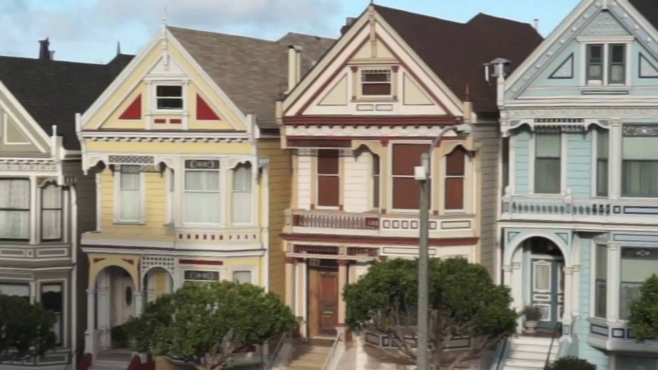 Victorian alliance of san francisco 2015 alamo square for San francisco mansion tour
