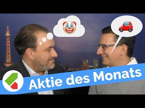 Aktie des Monats Januar 2018 - H&M, Nomad Foods, Daimler | echtgeld.tv (12.01.2018)