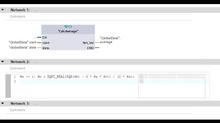 TIA portal SCL v14 new feature: REGION and 'Insert SCL network'