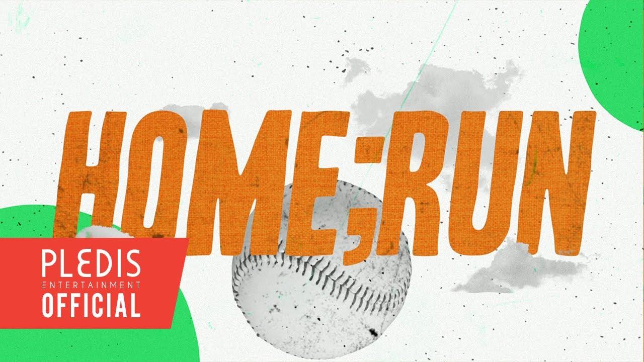 SEVENTEEN (세븐틴) 'HOME;RUN' ENG Lyric Video