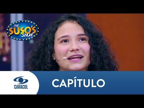 Capítulo: Andrea Guzmán y los ganadores de La Voz Kids aceptaron los retos de Suso