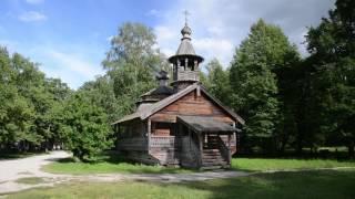 видео Гороховецкий историко-архитектурный музей