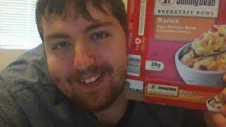 """The Microbear Gourmet Episode 8 """"jimmy Dean Breakfast Bowl - Bacon"""""""