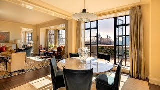 Brown Harris Stevens presents 4 Sutton Place PH  -  Midtown East, NYC