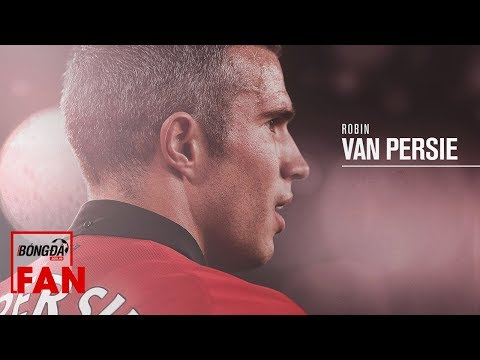 Robin Van Persie và 2 cuộc tình không trọn vẹn