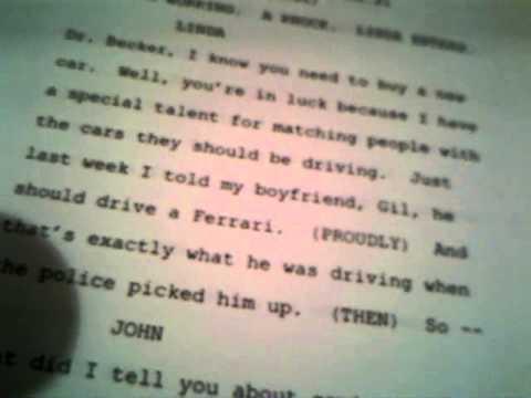 Terry Farrell Becker script complete