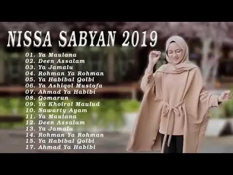nissa-sabyan-full-2019-terbaru