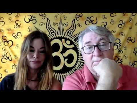 Ramaji and Ananda Devi Open Circle Oct 14 Online RASA Transmission Satsang Non-Duality Enlightenment