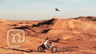 Imperial Valley Freeriding With FMX Star Ronnie Renner: Upside Down & Inside Out, Ep. 9