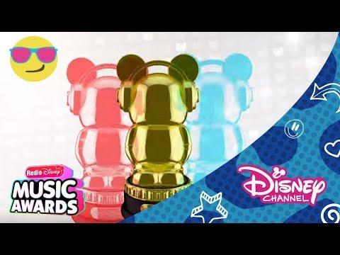 RDMA 2016: Votaciones Mejor Artista Español | Disney Channel Oficial
