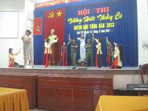 Biết ơn chị Võ Thị Sáu - Tiếng hát Thanh Thúy - Minh họa: Minh Phương & Tốp múa MGAL - 13/11/2013