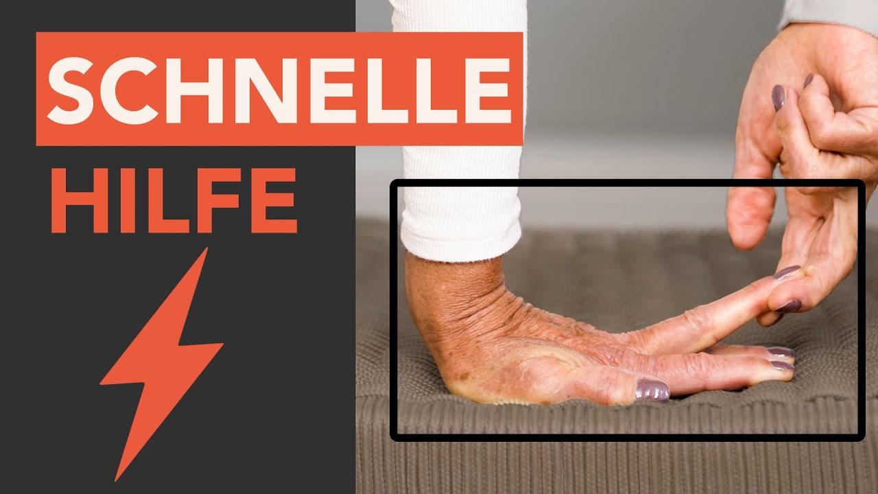Schnappfinger Daumen