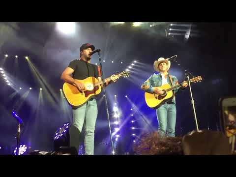Rachel Ramsey - Luke Bryan and Jon Pardi cover George Strait