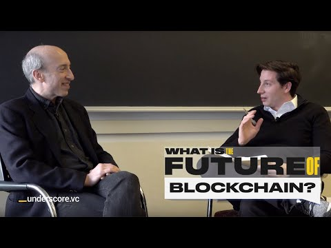 Gary Gensler, Senior MIT Lecturer & Former Chairman of CFTC, Talks Future of Blockchain