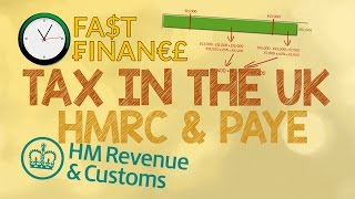 How does UK Tax work? - What you need to know about HMRC & PAYE