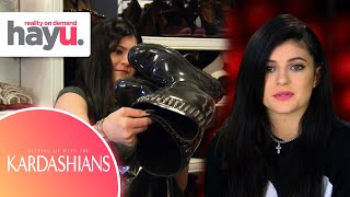 Download lagu Kylie Throws Away Kris's Clothes | Season 8 | Keeping Up With The Kardashians