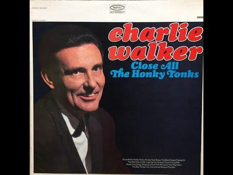 Pick Me Up On Your Way Down , Charlie Walker , 1958 Vinyl