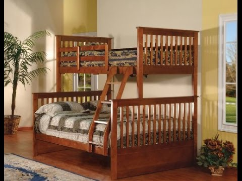 bunk beds ideas - 5 best bunk beds twin over full - youtube