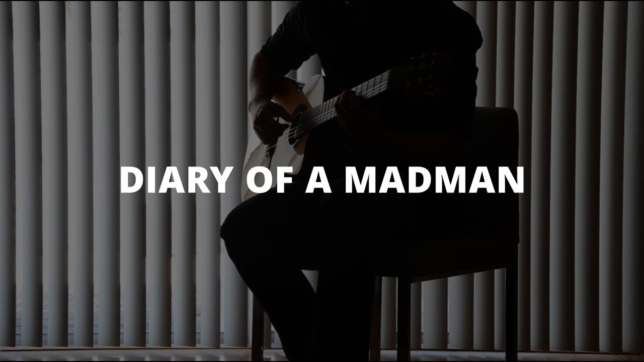 Dissertation of diary of a madman