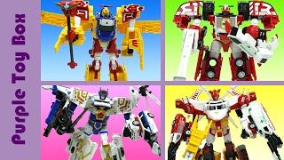 카봇 시즌4 카봇 시즌3 합체로봇모음 다이어EX 패트론S 마이티가드 케이캅스 Transformers Combin