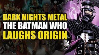 Dark Nights Metal Origins: The Batman Who Laughs #1