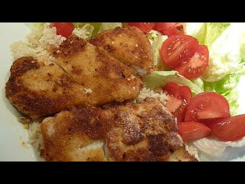 How To Cook Fish, Frying Pollock Fish Fillets