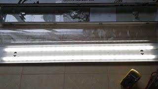 Обзор LED светильника