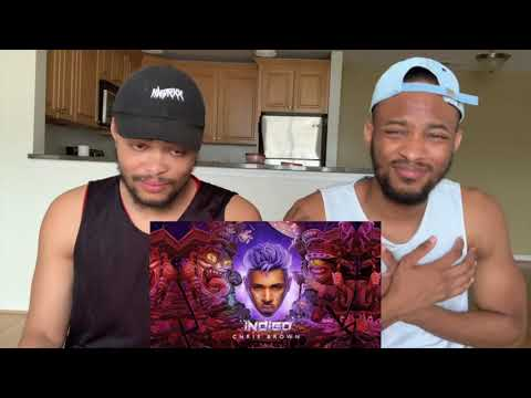 Chris Brown - Don't Check On Me (Audio) ft. Justin Bieber, Ink (REACTION)
