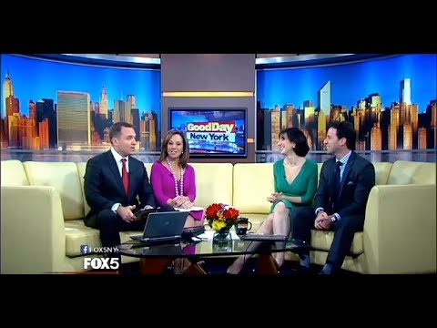 CEO Chris Dessi on Fox 5 Good Day New York - Tinder