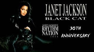 Janet Jackson - Black Cat   Rhythm Nation 1814 (30th Anniversary) HD