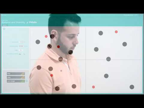 PhysioSensing | Visual Biofeedback for Physiotherapy and Rehabilitation