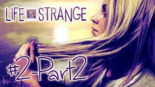 ★ #2 (2/2) Life Is Strange - Być wredną suką czy lizać d***?! xD
