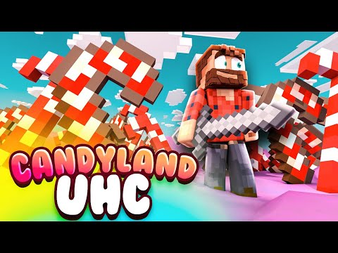 """MINECRAFT MADE OF SUGAR"" | Candyland UHC"