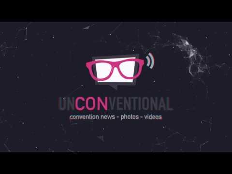 unCONventional 2017 - Taschenpacken FedCon mit Bern Collaco