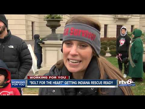"""Bolt For The Heart"" Getting Indiana Rescue Ready"